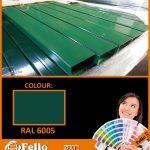 farba proszkowa ral 6005