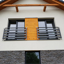 Balkony francuskie