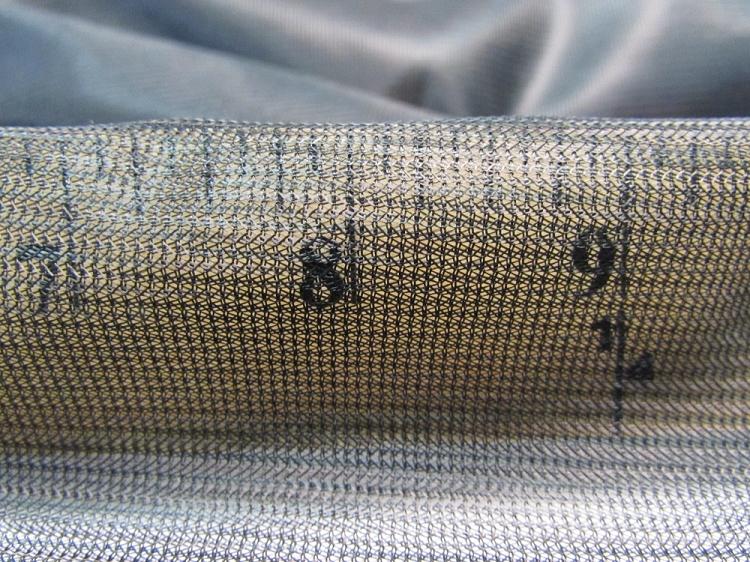 Fabric Mosquito Um Netting See No