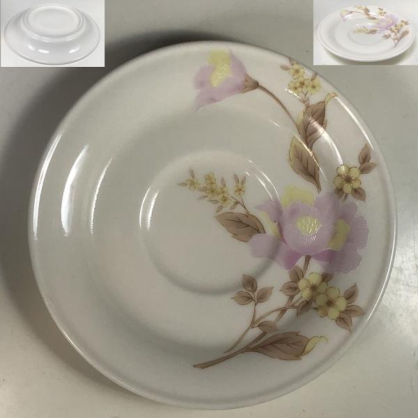 花柄ソーサーP431