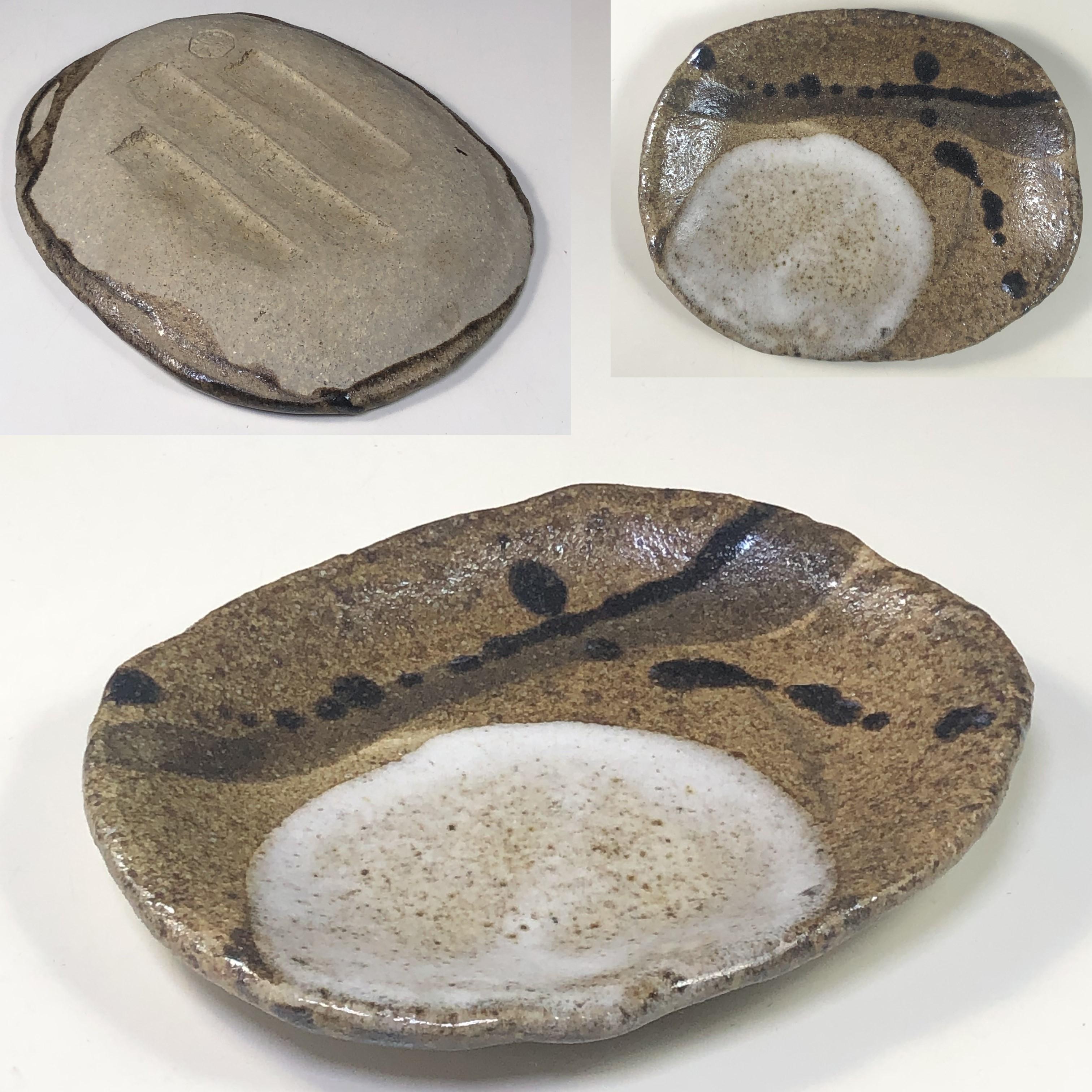 八風窯小皿W7594