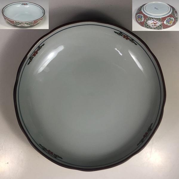 有田焼徳三郎深皿