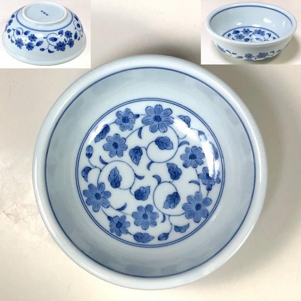 永楽窯小鉢W8391
