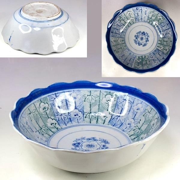 六寸鉢W8526