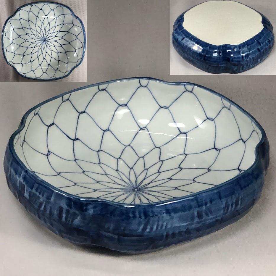 有田焼龍右衛門菓子鉢W7039