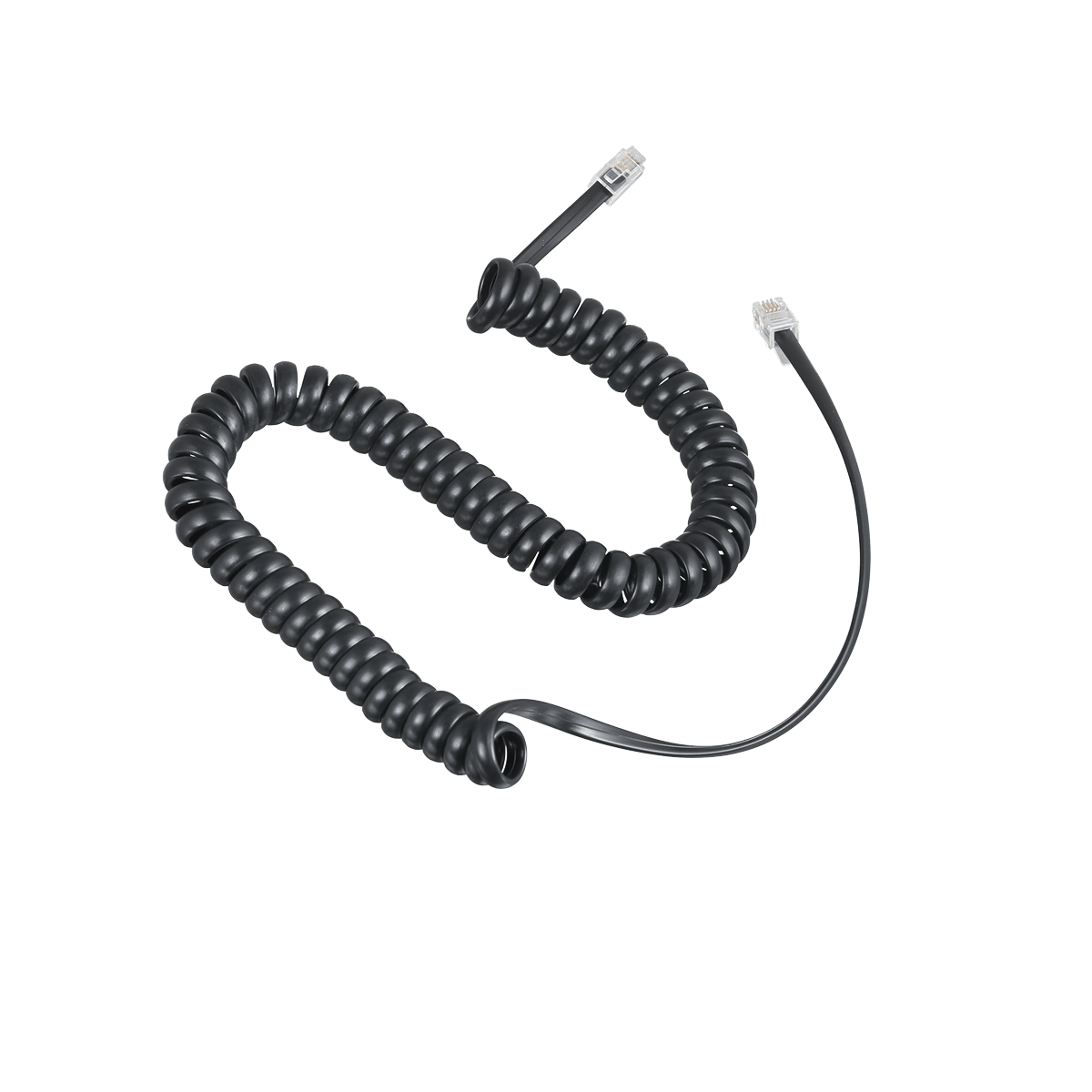 Coiled Cord For Comfortel Handset