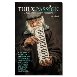 Fuji X Passion Virtual Photography Magazine – #01