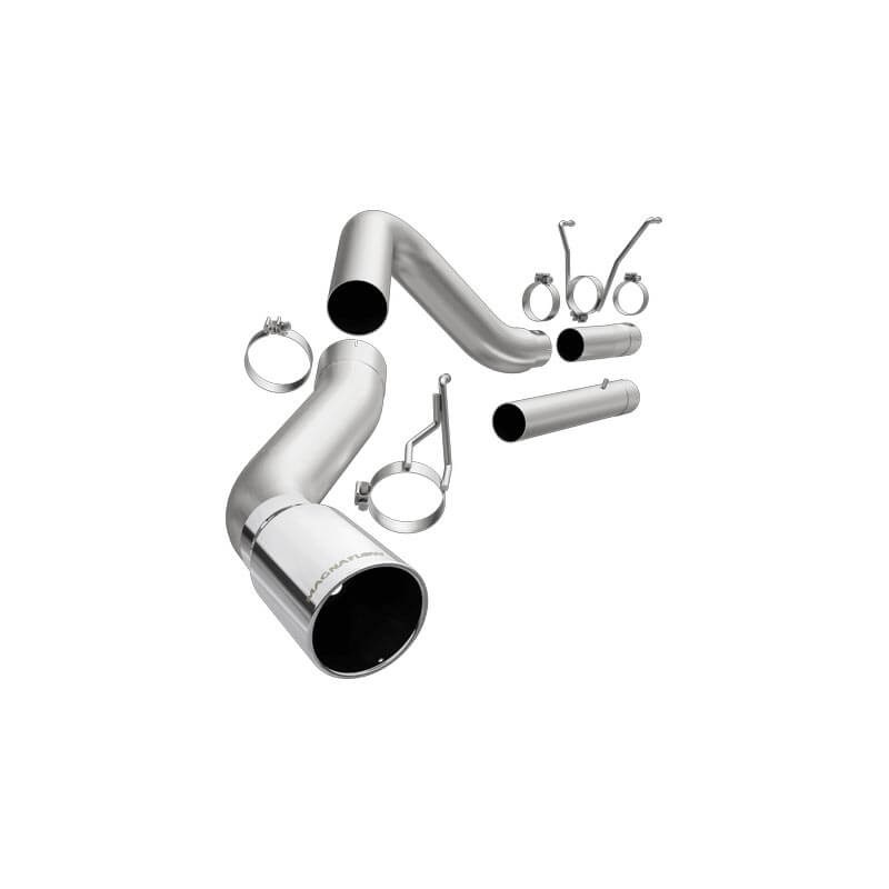magnaflow 5 inch pro series filter back exhaust system