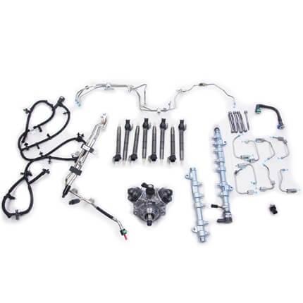 6.7 Powerstroke Motorcraft Contamination Kit