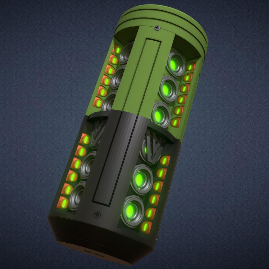 Titanfall Pilot Battery – 3D Print Files
