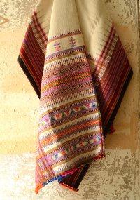 Dhabro-2 ~ Traditional woollen Shawl, Kutch