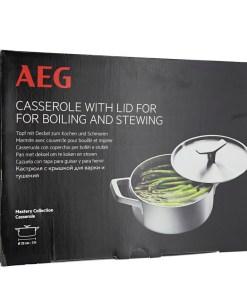 AEG 22cm 3L Casserole Pan