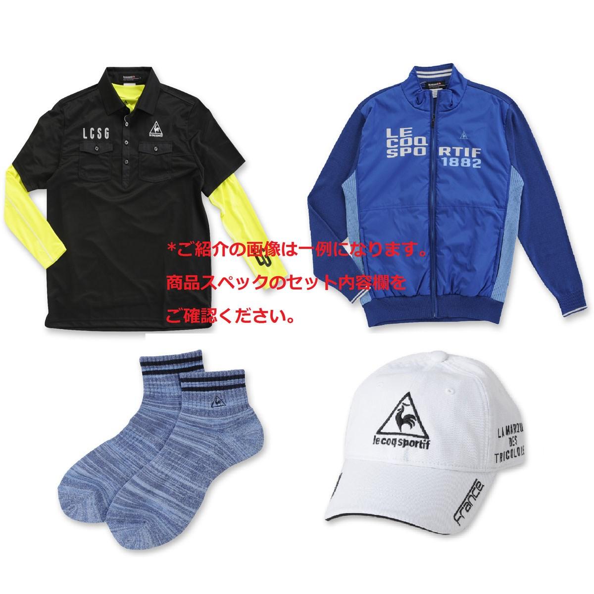 1萬円福袋 QG100-FB ルコックゴルフ Le coq sportif GOLF QG100-FB 通販|GDO ...
