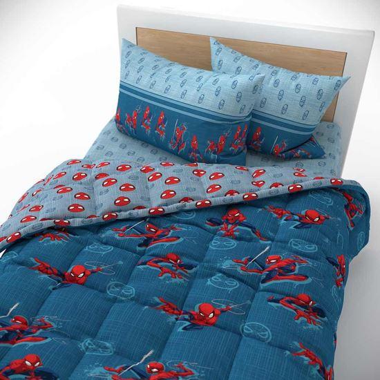 Trapunte invernali spiderman per letto singolo in. Globo E Commerce Calzature Abbigliamento Sport Intimo Accessori Spiderman Trapunta Singola Double Face 170x250cm