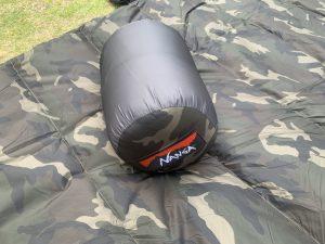 NANGA sleeping-bag downbag350DX