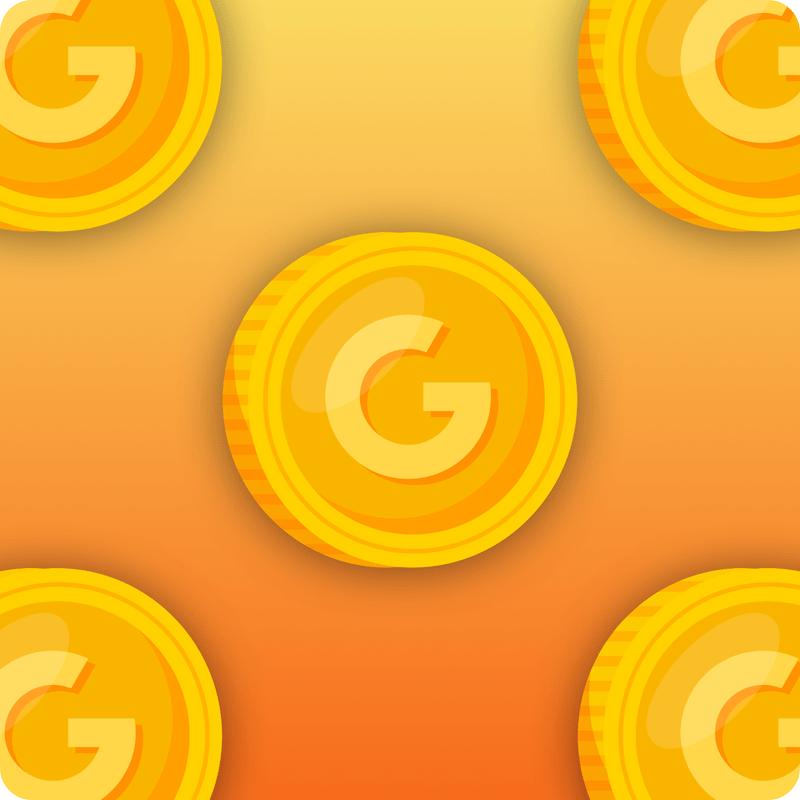 2500 GoCoins 6