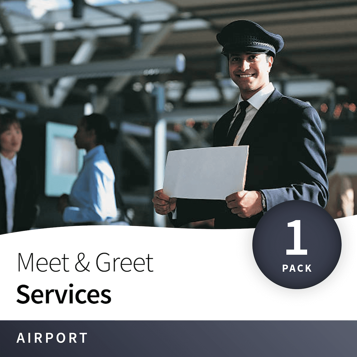 Meet & Greet Services 5