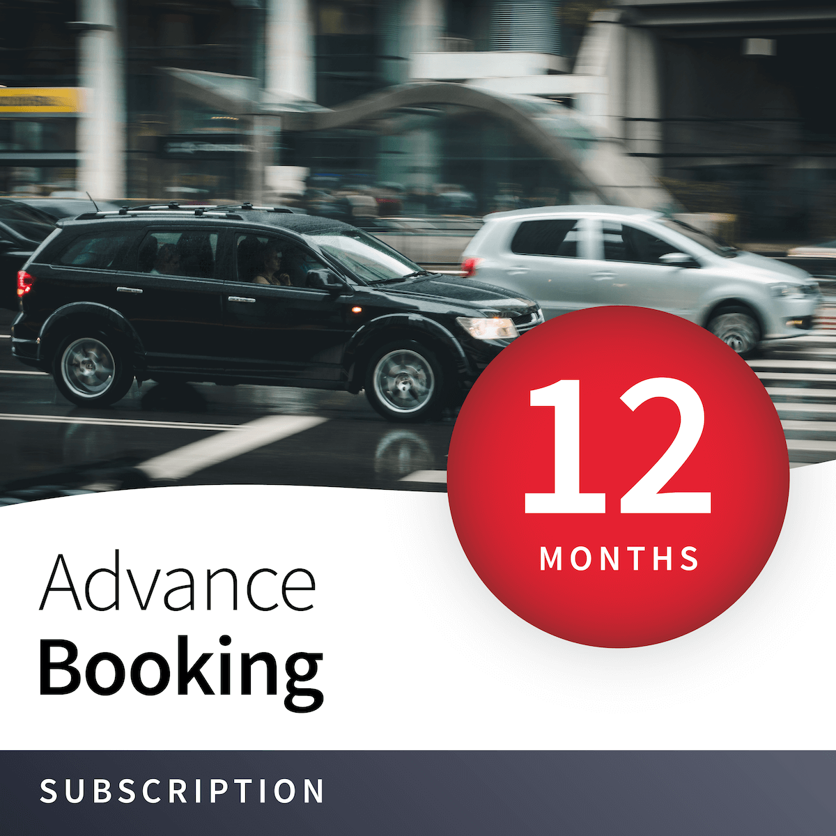Priority Advance Booking - 12 Months 1