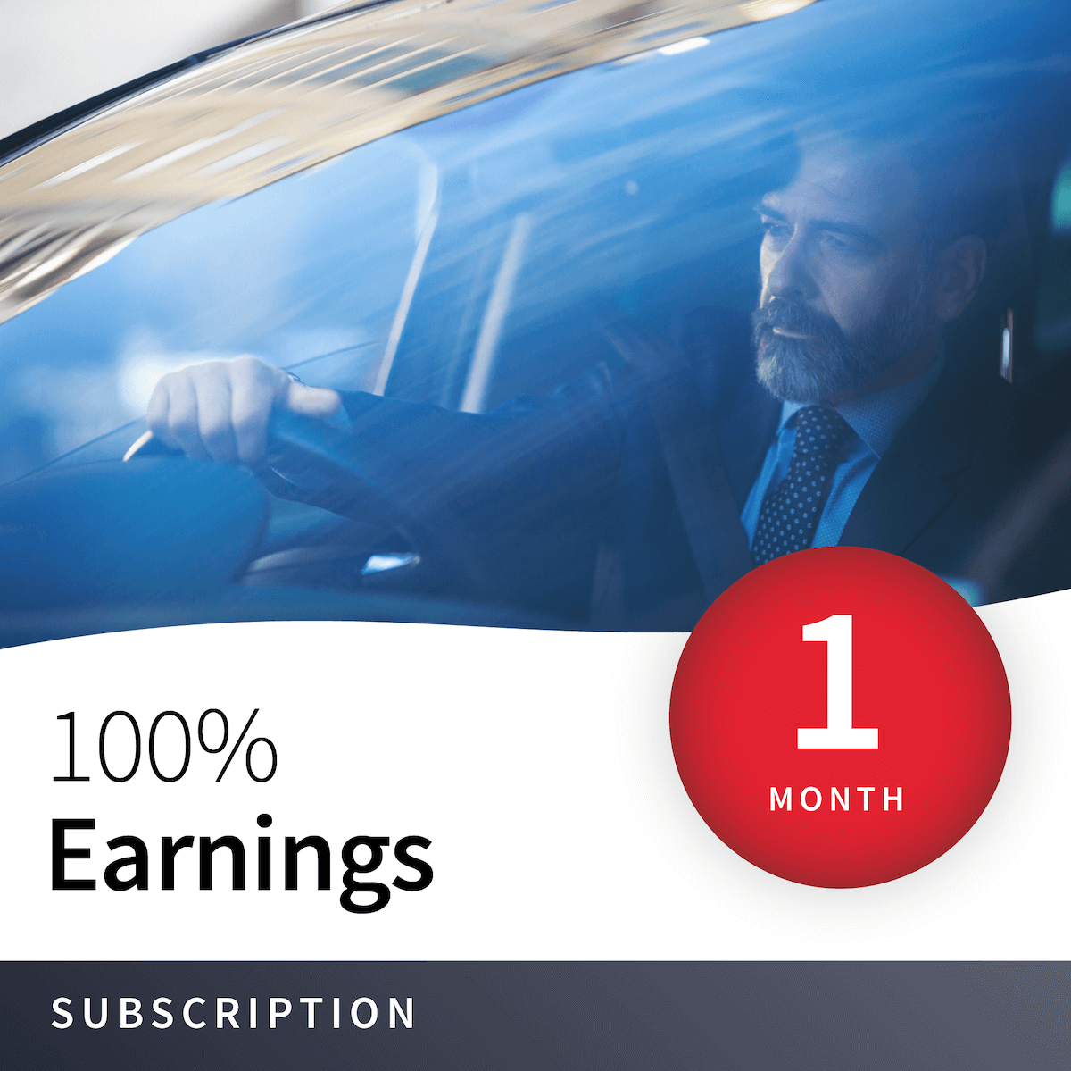 100% Earnings - 1 Month 15