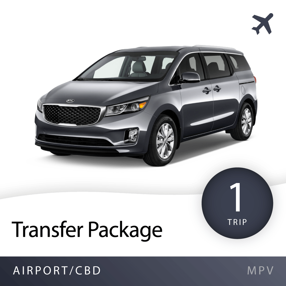 Don Mueang Airport Transfer Package – MPV (1 Trip) 1
