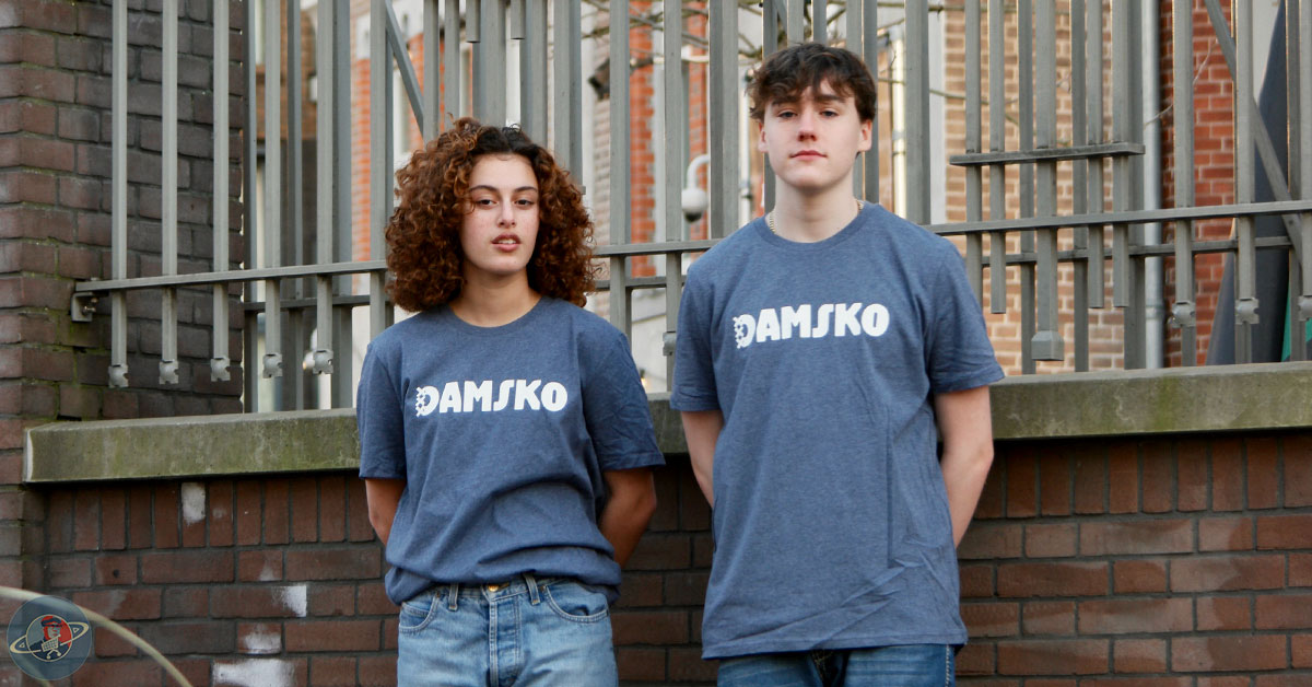 Damsko shirt
