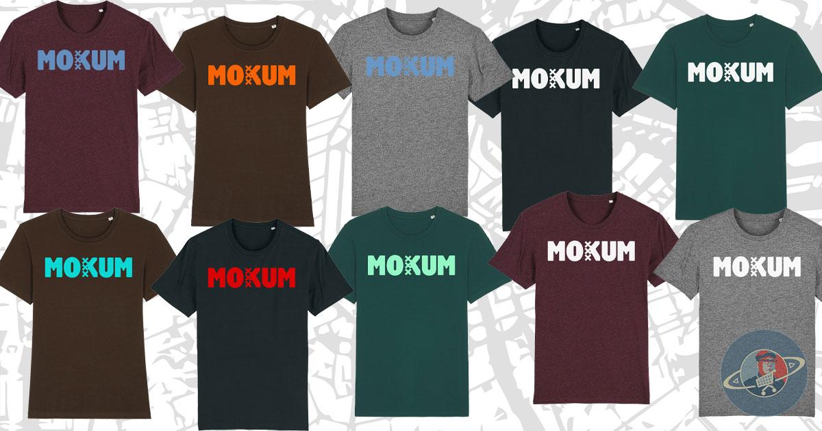 Mokum Shirt Kleuren
