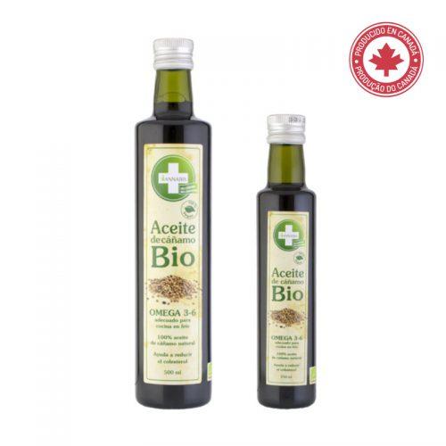 Annabis Aceite cánamo bio canada