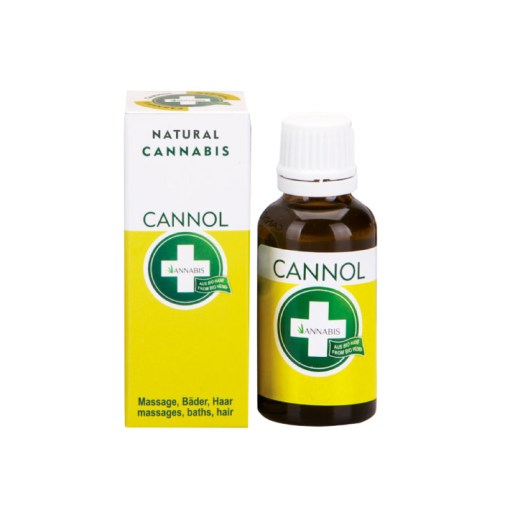 Annabis Cannol Aceite de cannabis 30ml