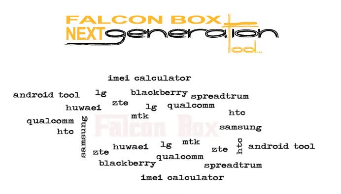 Falcon Box Supported Brands