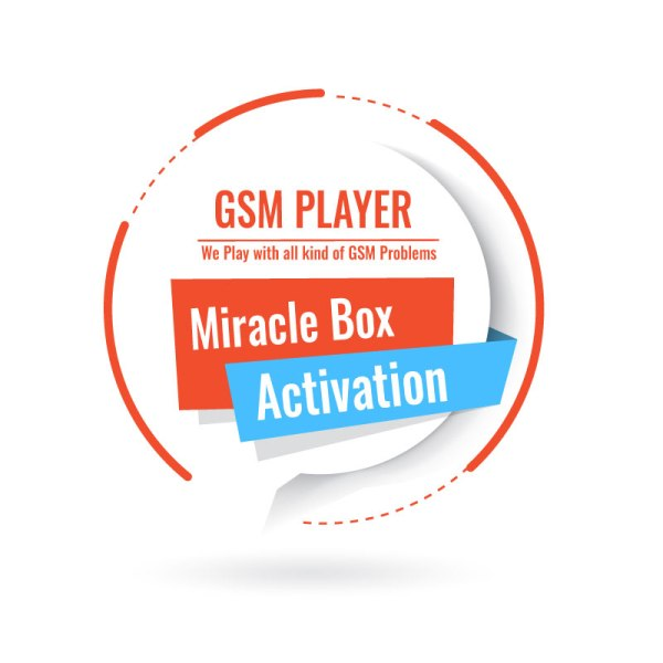 Miracle Box Activation