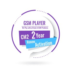 CM2 2 Year Activation Renewal