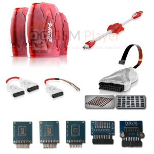 GPG EMMC Box with Cables + JTAG Set