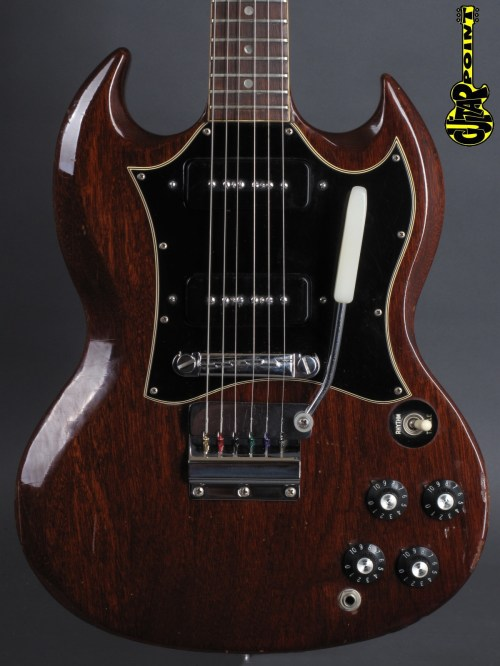 small resolution of 1969 gibson sg special cherry all 68 specs and only 2 87 kg vi69gisgspcch566722