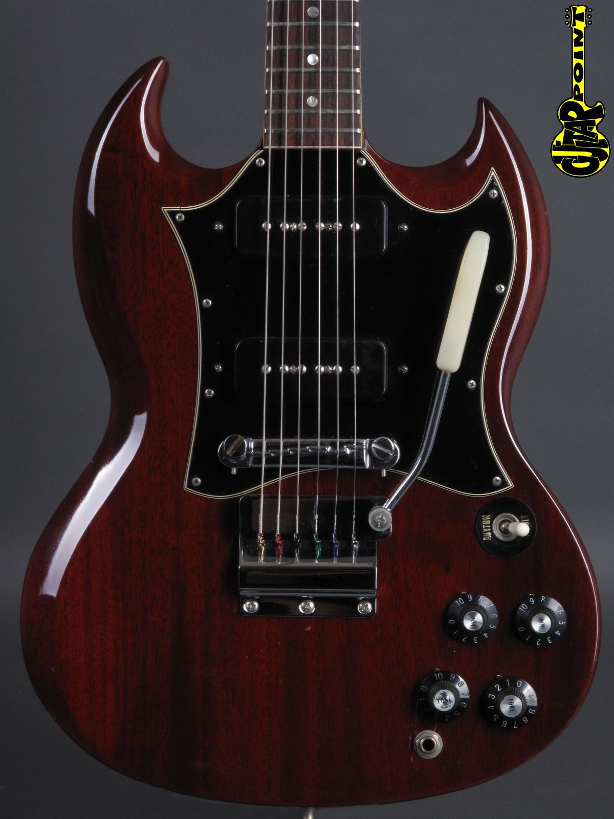 hight resolution of 1969 gibson sg special