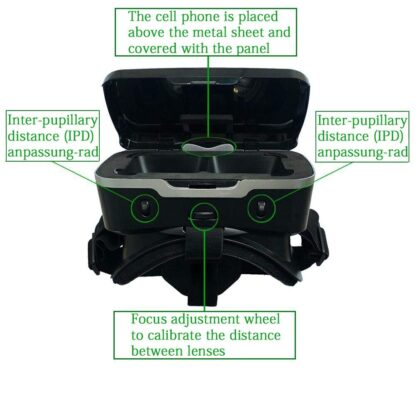 phone virtual reality headset