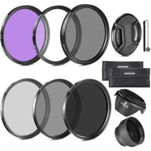 camera lens filter kit