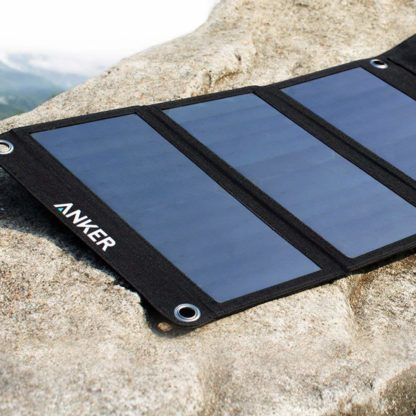 Anker PowerPort - 21W Dual-Port USB Solar Charger