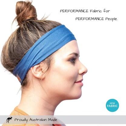 Moisture Wicking Headband