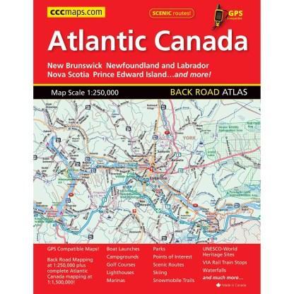 atlantic canada atlas