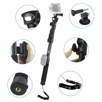 Telescopic Camera Pole