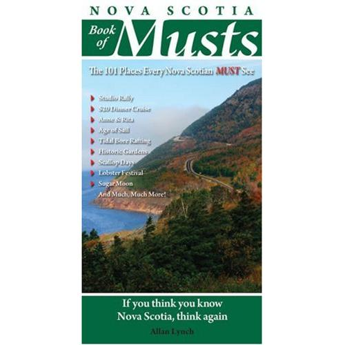Nova Scotia Book of Musts