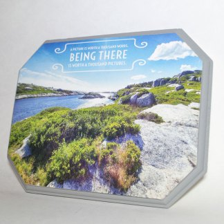 polly's cove wall photo