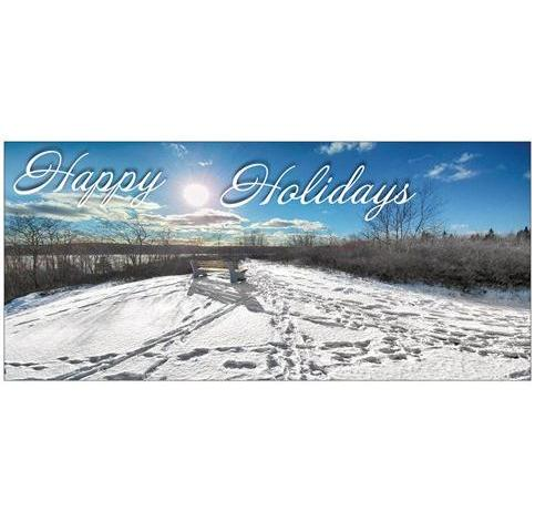 Holiday Cards – Long Lake Provincial Park (Packs of 10-40)