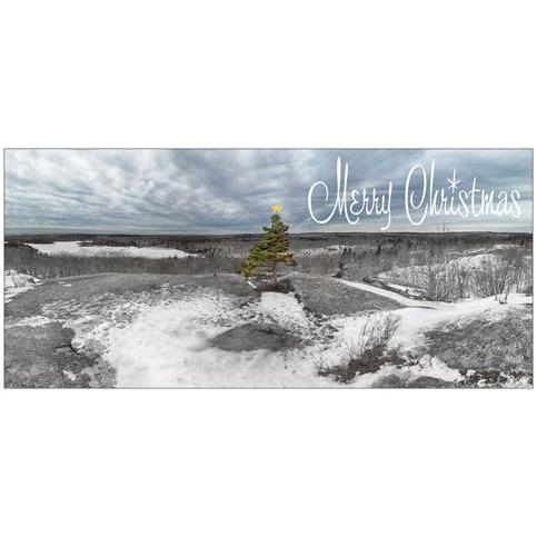 fox lake christmas card