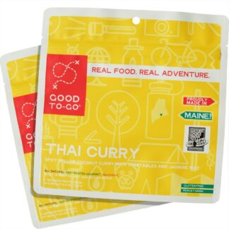 Good To-Go Thai Curry Meal