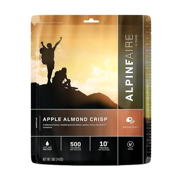 Alpine Aire Apple Almond Crisp
