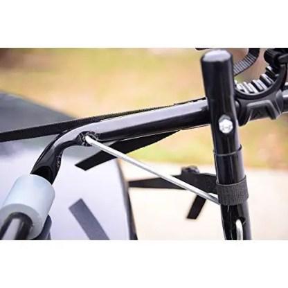 2-Bike Trunk Mount Rack