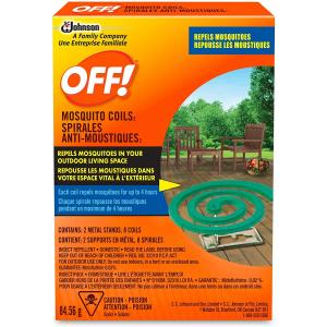 Off Mosquito Coils 8 Pack