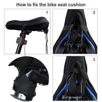 Gel Bicycle Seat