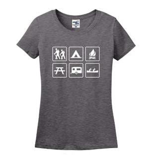 camp signs shirt